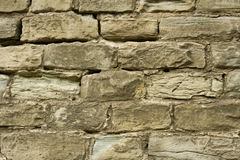 Old brick wall. Texture. Stock Image