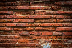 Old brick wall. For texture or background Royalty Free Stock Images
