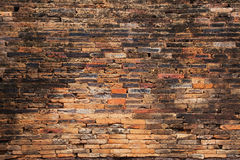 Old Brick Wall. Texture background Stock Photo