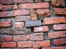 Old brick wall texture background Royalty Free Stock Images