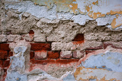 Old brick wall texture for background. background, texture of the old surface Stock Photo