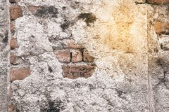 Old brick wall texture and background. Stock Photos