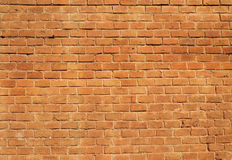 Old brick wall texture background. With copy space Stock Photos