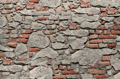 Old brick wall Stock Photos