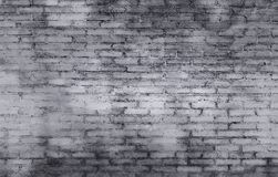 Old brick wall texture background with gray and white color on t stock photos