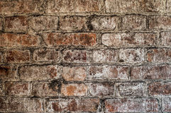 Old brick wall texture background. Stock Photo
