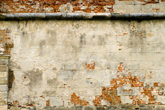 Old brick wall texture background Stock Photos