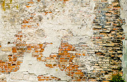 Old brick wall texture background Stock Photography