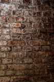 Old brick wall texture background. Stock Image