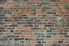Old Brick Wall texture. Suitable for background Stock Photography