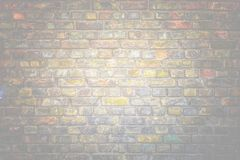Old brick wall texture surface as background Stock Photo