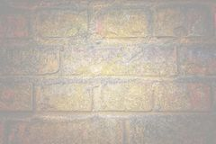Old brick wall texture surface as background Stock Images