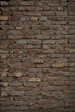 Old brick wall: Texture of vintage brickwork Royalty Free Stock Images