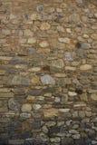 Old brick wall: Texture of vintage brickwork - stone brick Stock Image