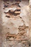 Old brick wall: Texture of vintage brickwork Royalty Free Stock Image