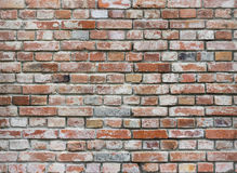 Free Old Brick Wall Textured Stock Photo - 60805200