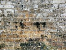 Old brick wall textured and background Stock Photo