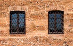 Old brick wall. royalty free stock photography