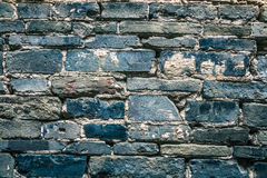 The old brick wall Royalty Free Stock Photos