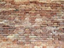 Old Brick Wall, Venice Arsenal Royalty Free Stock Photos