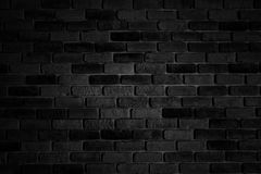 Free Old Brick Wall With Vignetting Of Dark Or Black Blur Border Gradient In Bw Or Black And White Tone For Backdrop Or Background. Royalty Free Stock Images - 163352859