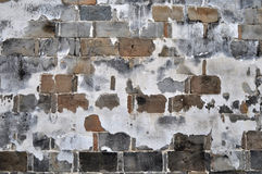 Old Brick Walls Royalty Free Stock Photography