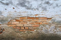 Old brick walls Royalty Free Stock Photos