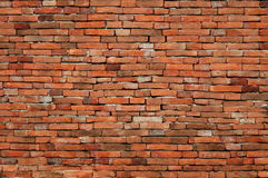 Old brick walls Royalty Free Stock Images
