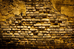 Old brick walls Royalty Free Stock Image