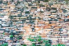 Old Brick walls. Royalty Free Stock Photography