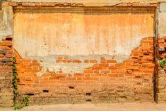 Old brick walls Stock Photo