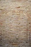 Old bricked wall Stock Photo