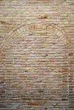 Old bricked wall Stock Photo