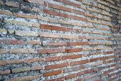 Old bricked wall Royalty Free Stock Image