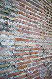 Old bricked wall Stock Images
