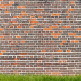 Old bricked wall Stock Image
