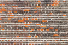 Old bricked wall Royalty Free Stock Images