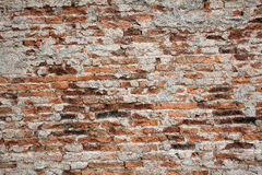 Old-bricked wall Royalty Free Stock Photography