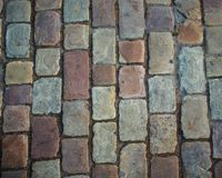 The old bricks. Royalty Free Stock Photography