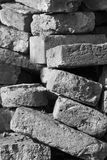 Old bricks Royalty Free Stock Photos