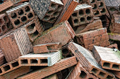 Old bricks Royalty Free Stock Image