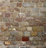 Old Bricks Background Royalty Free Stock Photography