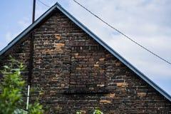Old bricks house Stock Image