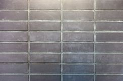Old bricks texture background, clinker Royalty Free Stock Photography