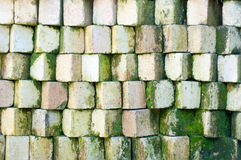 Old bricks texture Royalty Free Stock Photography