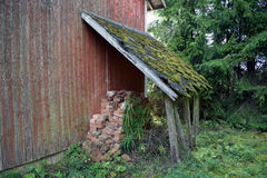 Old bricks Stock Photography