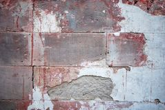Old bricks wall Stock Photography