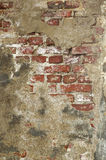 Old bricks wall background. Old bricks wall as a background. Vintage texture Royalty Free Stock Photo