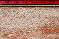 Old bricks wall background Stock Images