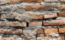 Old bricks wall Royalty Free Stock Photography